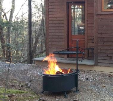 Ablaze Fire Pit