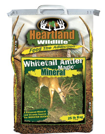 heartland wildlife magic mineral