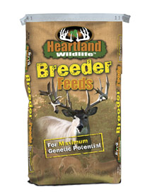 heartland wildlife breeder feed