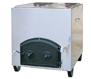 DS #2738 Deluxe Canner