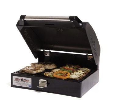Camp Chef Deluxe BBQ Grill Box Accessory