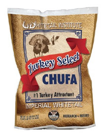 whitetail institute turkey select chufa