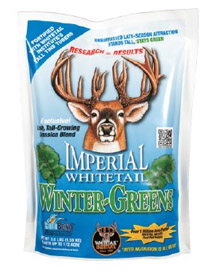 imperial whitetail winter greens
