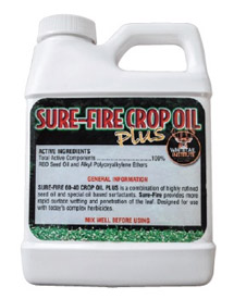 whitetail institute sure fire crop oil plus