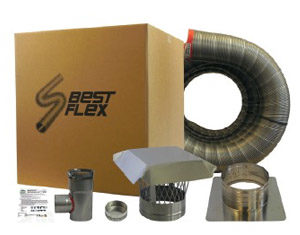 Best Flex Pellet Tee Liner Kits (304)