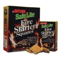 Rutland Safe Lite® Fire Starters