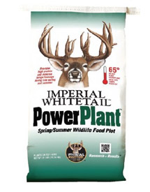 imperial whitetail power plant