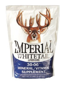 imperial whitetail mineral vitamin supplement food plot