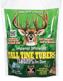 imperial whitetail tall tine tubers for deer