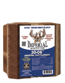 imperial whitetail mineral supplement