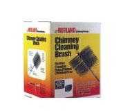 Round Wire Chimney Brushes
