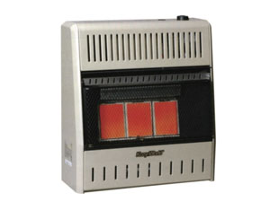 Kozy World Infrered, Vent-Free Gas Heater